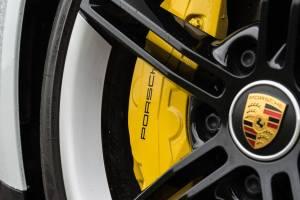 Porsche Taycan bremseskiver