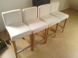 2 Barhocker IKEA Henriksdal je 40 EUR in Kandel ...