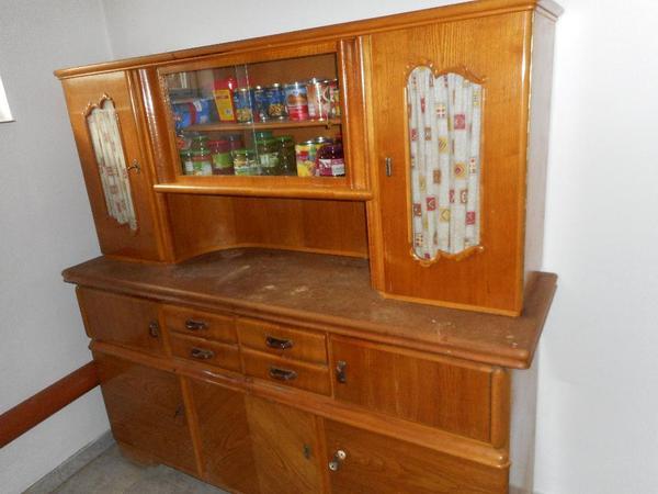 50er Jahre Küchenschrank in Darmstadt - Küchenmöbel, Schränke kaufen und verkaufen über private
