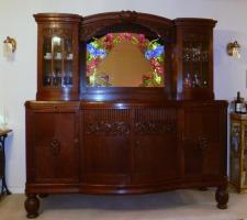 Antike Möbel Nr. 4 Kredenz/Buffet Jugendstil / Art Deco ...