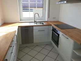 Weiße IKEA Küche inkl. Einbaugeräten    FAST NEU     in ...
