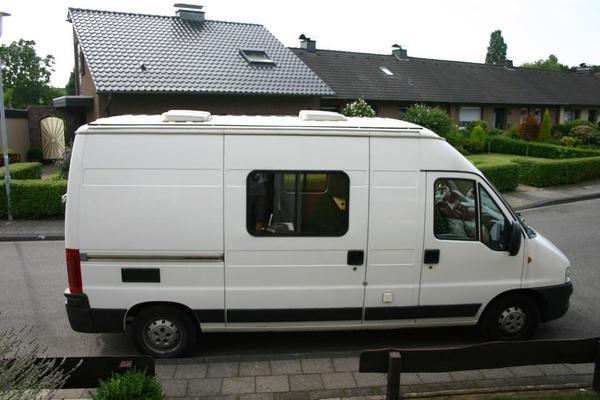 Wohnmobil Benziner Neu