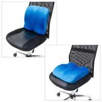 2x Orthopädisches Sitzkissen Sitzauflage Auto Stuhl ...