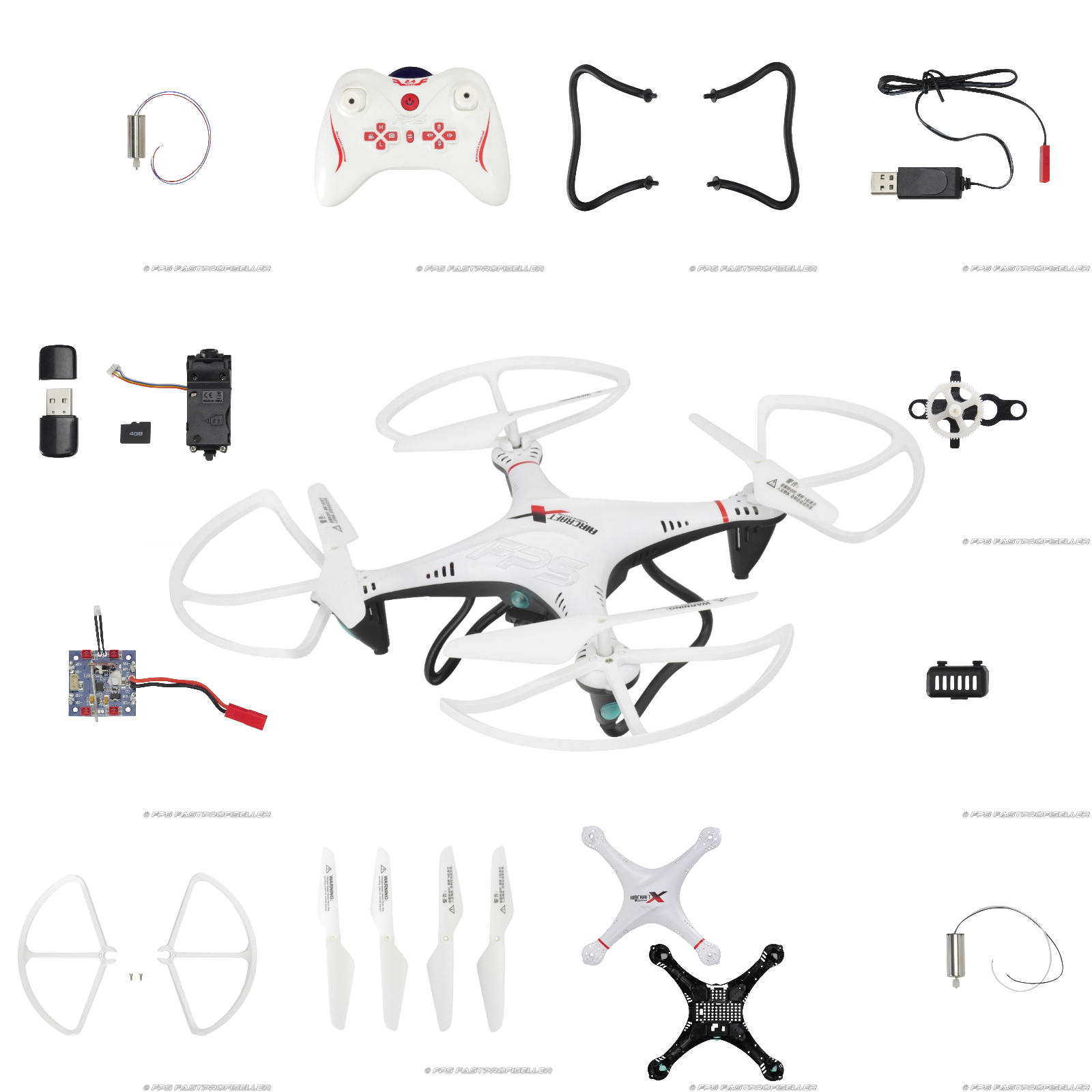 Rc Mini Klappbare Hosentaschen Pocket Fpv Drohne Mit