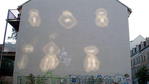 Lichtspielerei an der Talstraße