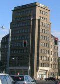 DVB-Hochhaus am Albertplatz