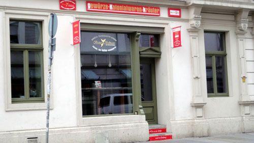 Neuer Gewürzladen auf der Rothenburger.
