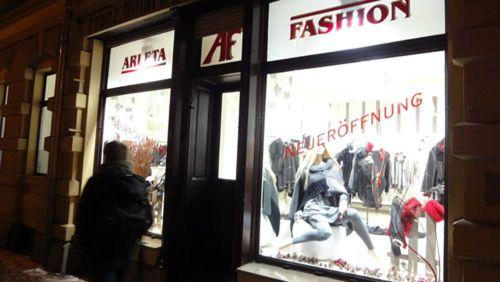 Arleta Fashion auf der Louisenstraße
