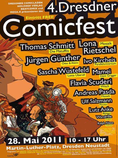 4. Dresdner Comicfest