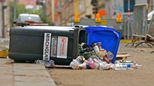 Alaunstraße, Foto: Marc McLovin - Anklicken, um das Bild zu Vergrößern