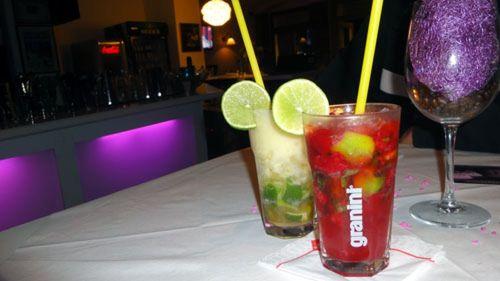 Die Cocktails im Only One sind lecker.