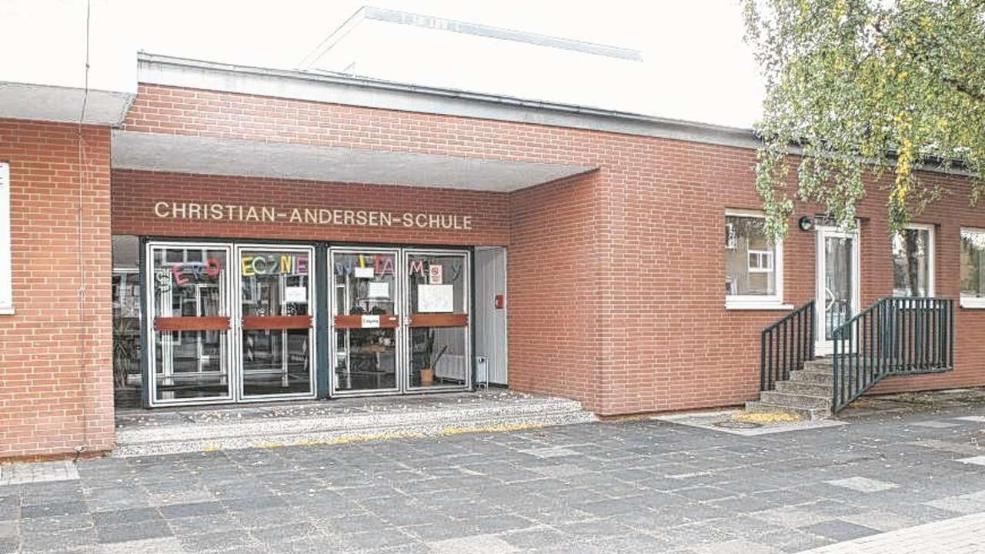 Christian-Andersen-Schule in Wülfel