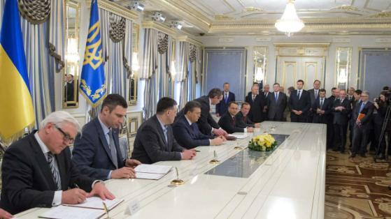 Ukraine - Einigung oder Eskalation in Kiew