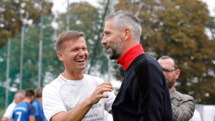 Trainers RB and BVB: Marsch & Rose kick for youngsters with most cancers – Bundesliga