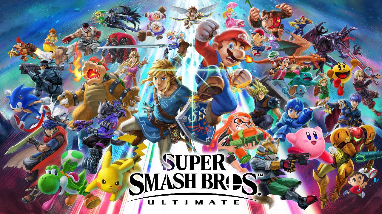 Super Smash Bros Ultimate BILD Hats Angespielt
