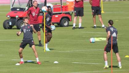 FC Bayern: Coman and Tolisso are lacking in Leipzig!  Müller and Davies within the crew!  – Bundesliga