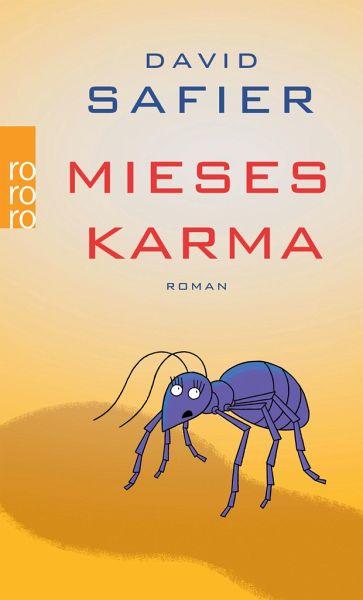 Mieses Karma Von David Safier Taschenbuch Buecher De