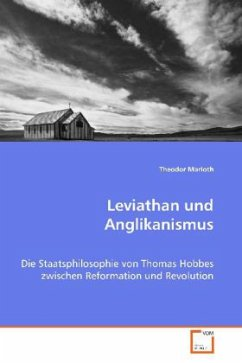 Leviathan und Anglikanismus - Marloth, Theodor