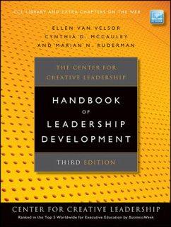 The Center for Creative Leadership Handbook of Leadership ...
