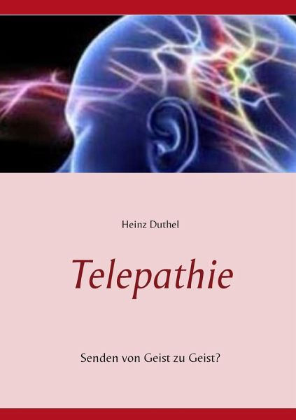 Telepathie - Duthel, Heinz