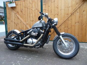 Kawasaki Custom Bikes