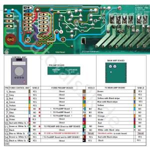 Z5500 Logitech Wiring Diagram Schaltplan | | hififorumde