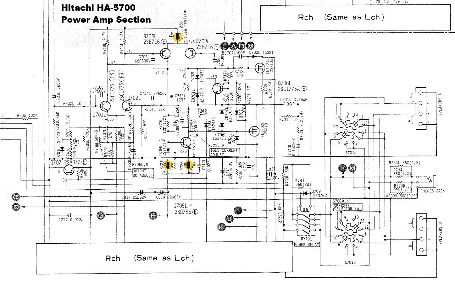 Car Stereo Resistors