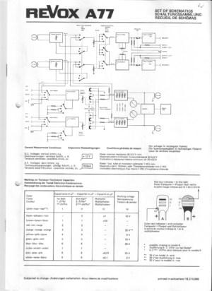 A77 Block Diagram 01 | a77blockdiagram01 | hififorumde