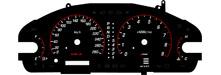 Tachoscheibe Mitsubishi Galant EAO HC/Legmum VR4 bis99/ab99