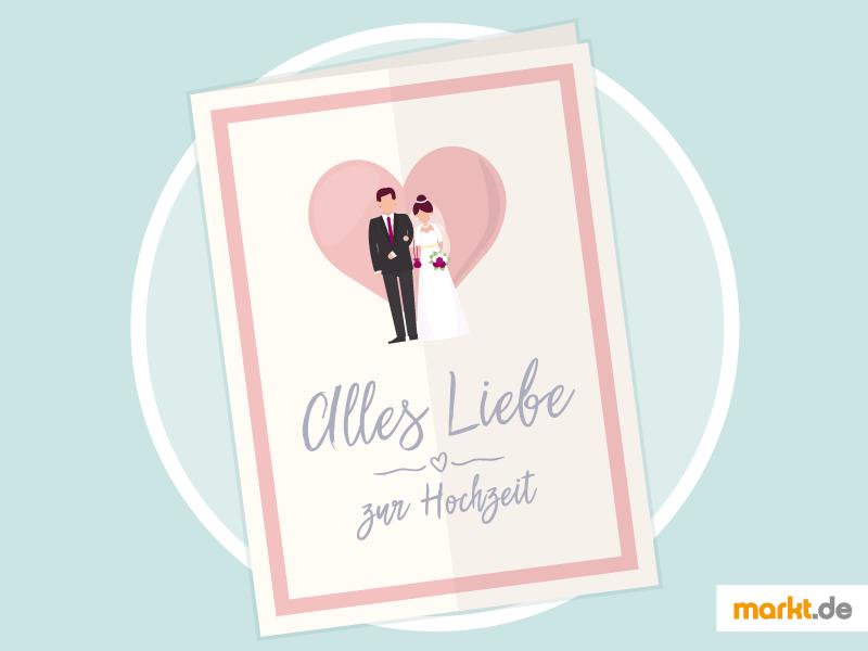 Tipps Und Ratgeber Glückwünsche Zur Hochzeit Marktde