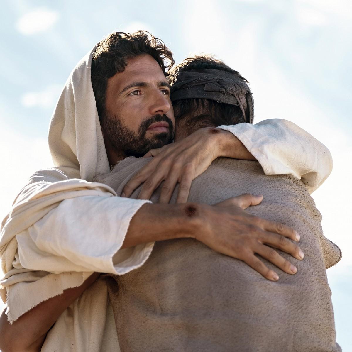 Jesus His Life History Zeigt Lebensgeschichte Christi