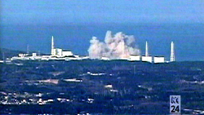 Am 11.03.2015 jährte sich die Atomkatastrophe von Fukushima zum vierten Mal.