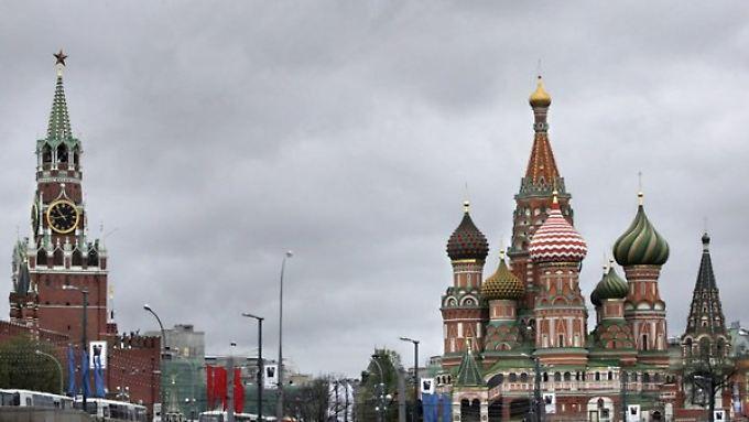 Exporte mit Russland brechen um ein Drittel in.