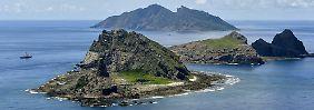 Konflikt um Inseln spitzt sich zu: Japan ignoriert Chinas Militärzone