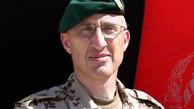 Brigadegeneral Markus Kneip übernahm 2006 das Kommando in Masar-i-Sharif.