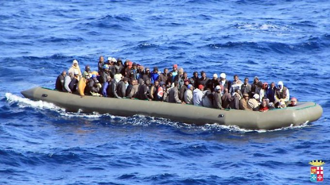 Syrer aus Libyen