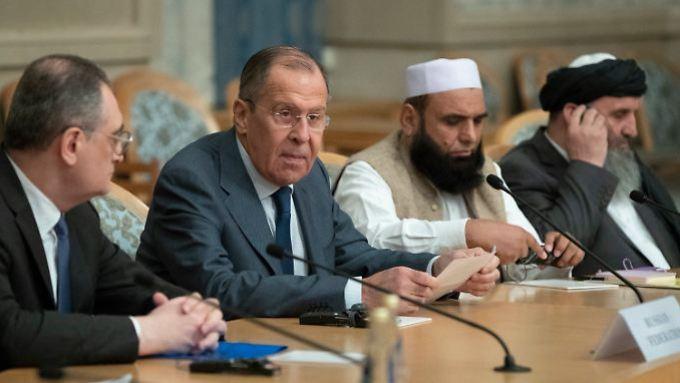 El ministro de Asuntos Exteriores de Rusia, Sergey Lavrov, es optimista.