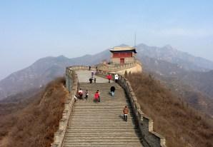 Peking, Große Mauer