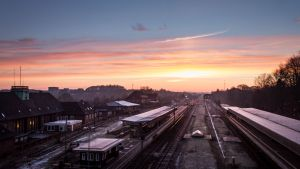 Bahnhof Flensburg
