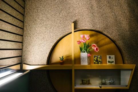 Tokyo Tea Room - Flower