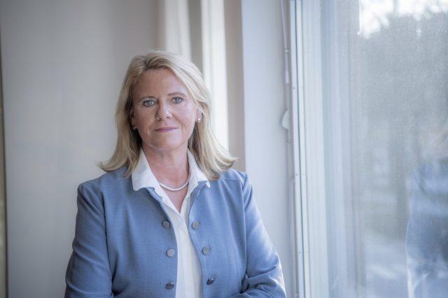 Antje Dedering, förbundsdirektör Vårdföretagarna. Foto: Pressbild
