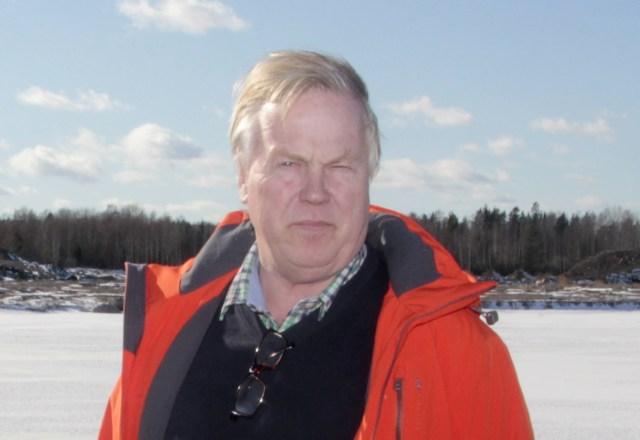 Anders Högberg tycker att länsstyrelsen motarbetar projektet vad gäller miljöfrågor