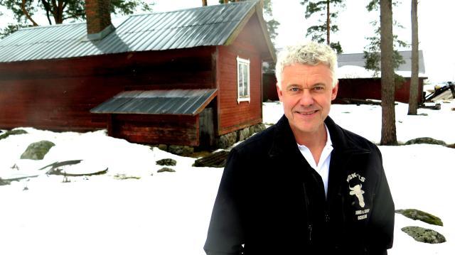 Ockelbo-bonden Sven-Arne Eriksson sökte kärleken i Bonde söker fru år 2012.