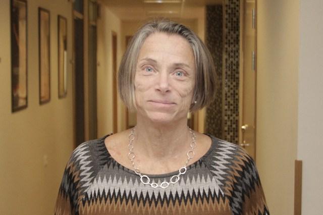 Ing-Marie Ekström, verksamhetschef vid hälsocentralen City, tycker att det fungerar bra att styra alla luftvägspatienter till en separat mottagning.