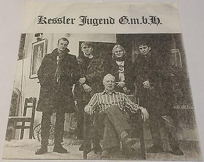 Kessler Jugend G.m.b.H.* – Shoot'zem (On The Spot) : Vistrohajre (For A New Germany) (Golden Shower Records, 7