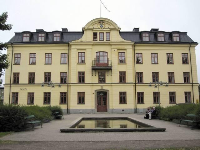 En del av Högskolan i Gävle. Foto: Emma Fagerberg
