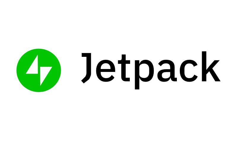 Logo des Plugins Jetpack von Automattic