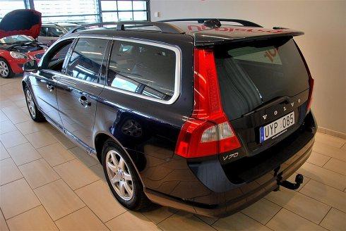 Volvo V70 II Exteriör höger bak