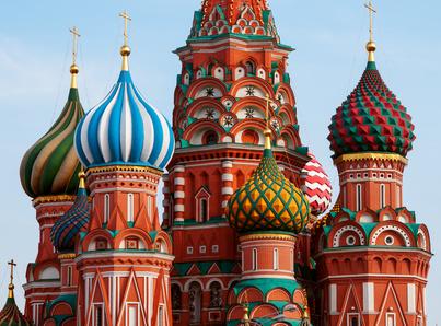 Tauchen Sie in in Russlands lebendige Kultur! © elen31 - Fotolia.com