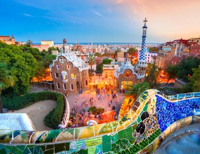 Barcelona ist die wohl schillerndste Metropole Spaniens. © MasterLu - Fotolia.com